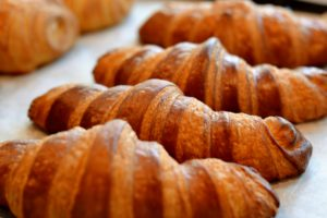 Gourmands Bakery - croissants