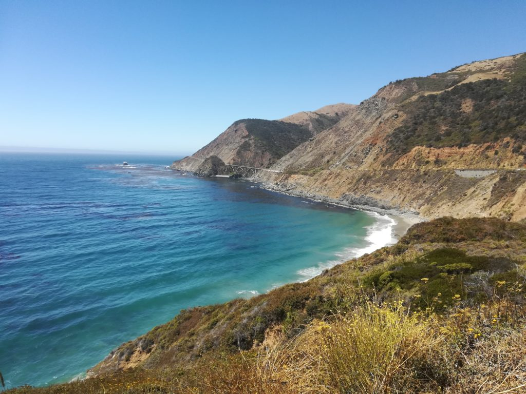 Highway 1 - Bixby Bridge