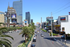Very good trip à Las Vegas - strip las vegas boulevard
