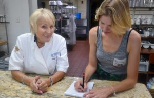 chef josette - bakery los angeles interview normands voyageurs
