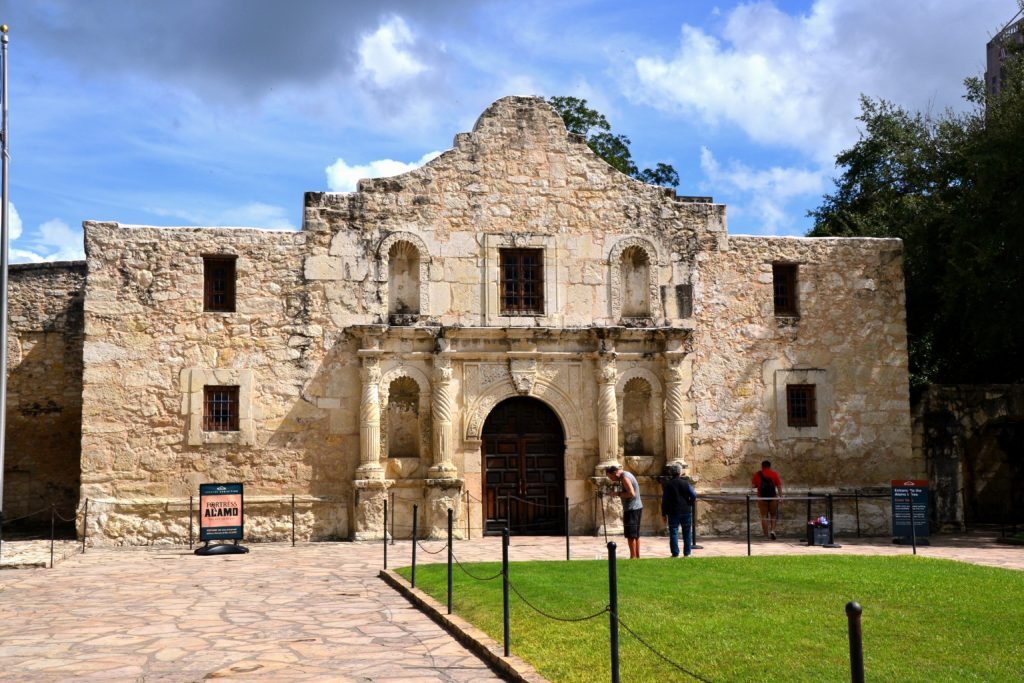 Visiter San Antonio - San Anotnio river texas usa normands voyageurs fort alamo