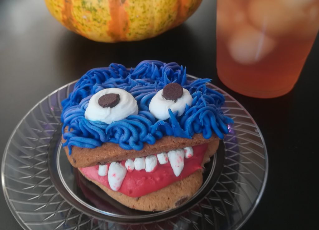 Halloween aux Etats-Unis - monster cookie